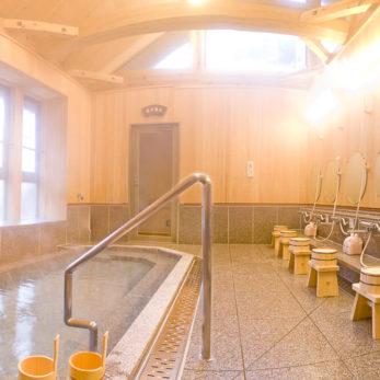 十津川村 滝の湯