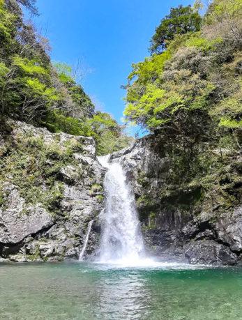 十津川村 清納の滝